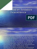 Seguridad en Soldadura Oxiacetilénica