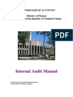 Internal Audit Manual - COA