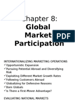 Global Market Participation
