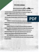 Michael Klein Employment Contract