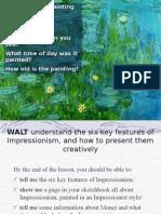 Journey Through Impressionism