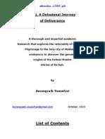 Hajj, A Delusional Journey of Deliverance
