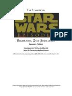 Star Wars D6 - Galaxy Guide 00 - The Phantom Menace