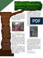Team Newsletter 2010-02