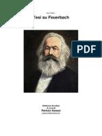 Tesi Feuerbach