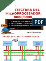 Arquitectura del microprocesador Intel 8086/8088