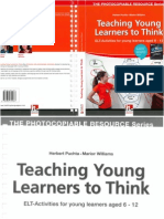 Teaching Young Learners to Think - The Photocopiable Resource