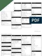 TIA MLC Formula Sheet