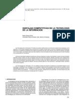 Ventajas Competitivas Con TI