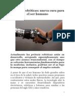 Prótesis Robóticas