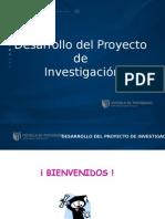Desarrollo de un Proyecto de Investigación