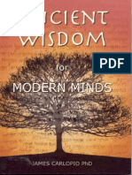 [James Carlopio] Ancient Wisdom for Modern Minds