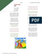 Lecturas Comprensivas 3º Ciclo Primaria