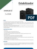 Catalogo de Estabilizadores SMS Energie II 24000 (100901)