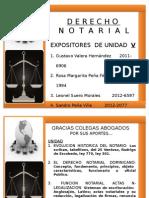 Exp Final Der Notarial