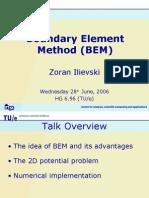 Boundary Element Method (BEM)