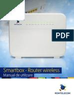 HG658-Manual de Utilizare Router SmartBox