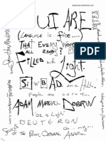 Secrets of the Prime Ordinal Adam