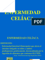 Clase Sobre Enfermedad Celiaca