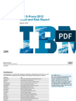 IBM X-Force 2012 Trend and Risk Report