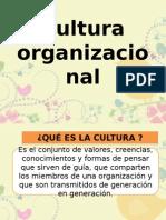 cultura organizacional diapositivas