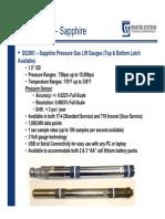 Training - Valve Gas Lift Gauge