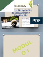 Centro Terapeutico de Relajacion y Meditacion
