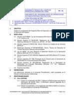 05 Evaluación Del Cumplimiento Del Programa Diario de Operación Del Sistema Interconectado Nacional