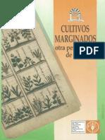 CULTIVOS MARGINADOS POTENCIALES