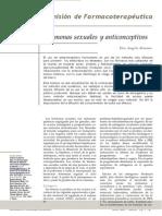 (278977415) Hormonas Sexuales y Anticonceptivos