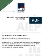 LA ELABORACION DE PROYECTOS.pdf