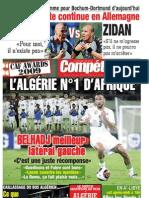 Edition du 13-03-2010