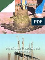 Diseño de Mezclas ACI