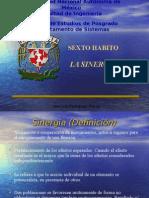 Sexto Habito, La Sinergia, Jose Luis Rodriguez, 2206-1