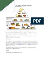 Alimentos Básicos Que Ayudan a Nuestra Nutricion