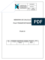 Diseño de Fajas- CEMA
