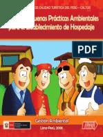 Manual Buenas Practicas Ambientales Establecimiento Hospedaje
