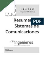 Resúmen Apuntes Comunicaciones (2)