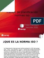 DIEGO MALLEGAS TRABAJO NORMAS ISO SECCION 835.pptx