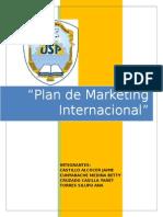 Plan de Marketing Internacional Del Cafe