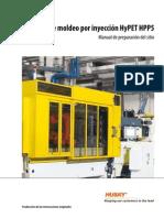 HyPET HPP5 Site Preparation Manual (Spanish)