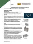 Manual Baterias Automotrices
