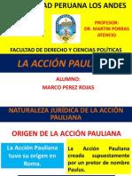 La Accion Paulianartr