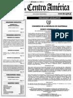 Decreto 22-2014