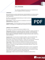 Impuesto a La Herencia y Donaciones en Chile