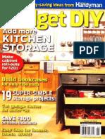 Budget DIY 2009