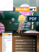 BlenderArt Magazine - 24 - From Out Of The Deep