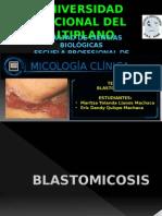 Blastomyces Expo