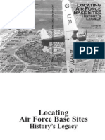 Army Air Fields History
