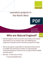 Education Projects in the North West